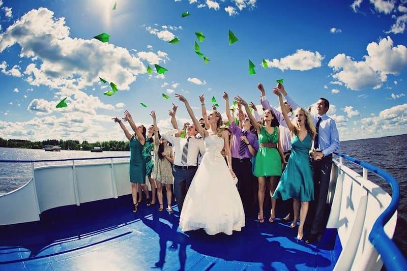 Как необычно подарить деньги на свадьбу